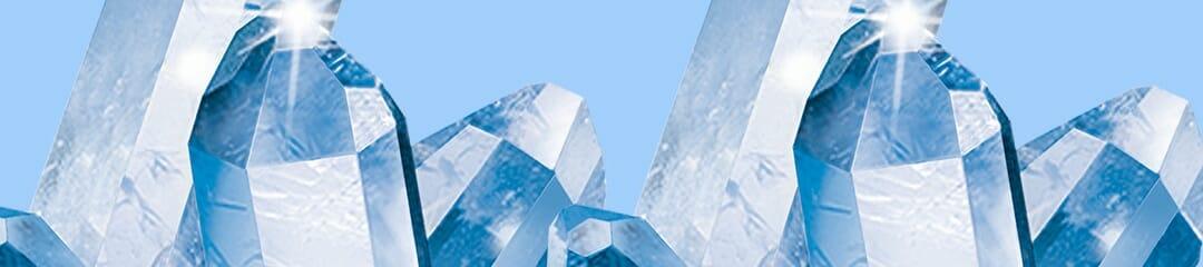 kiselkristall