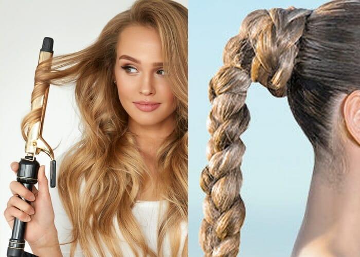 Fem snabba frisyrer som räddar en dålig hårdag