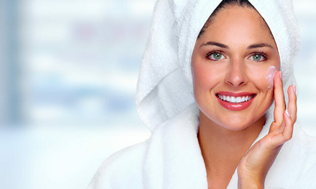 Fyra enkla kvällsrutiner för att slippa torr hud