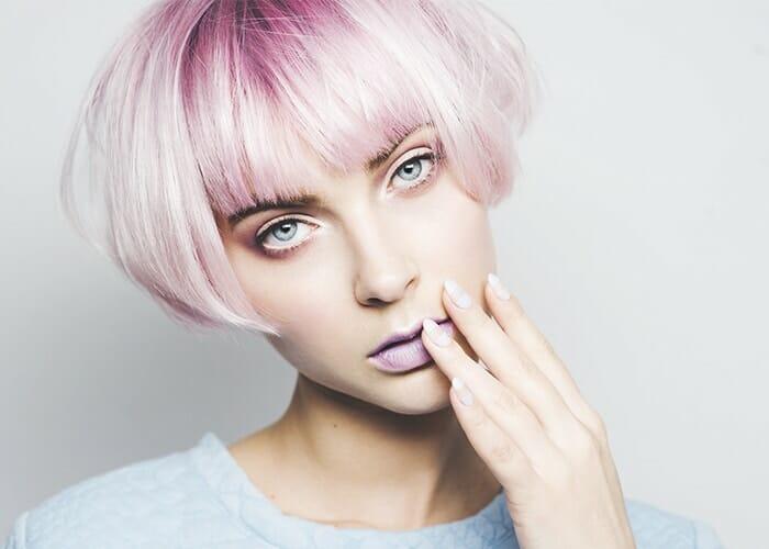5 rosa skönhetstrender att inspireras av i vår