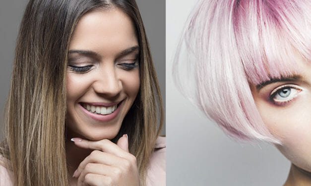 Vårens hårtrender 2017: Färger, frisyrer och inspiration