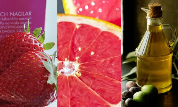 Beautyfood: Ät dig till en vacker hy
