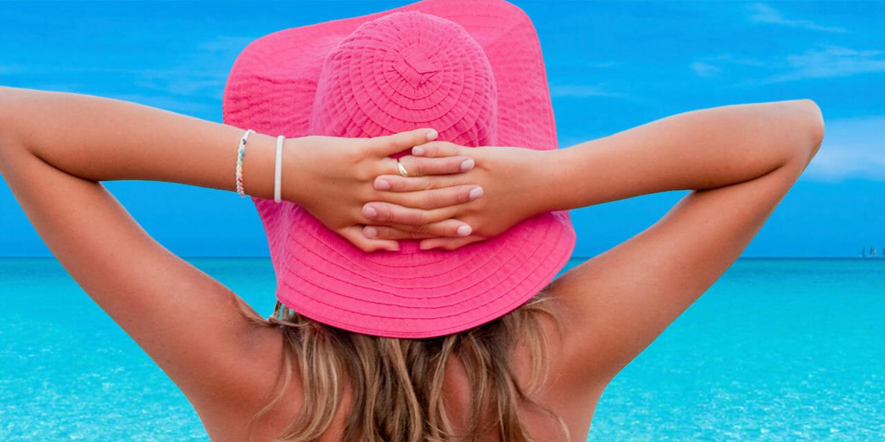 Guide: Så tar du hand om ett solkysst hår