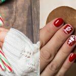 Här är manikyrerna som inspirerar i jul