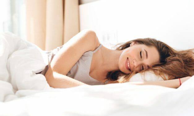 Så förbättrar du kvalitén på din sömn