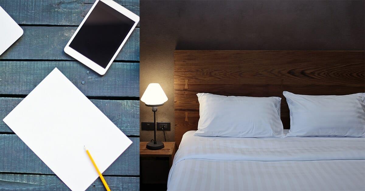 Här är sömndagboken som kartlägger dina sömnvanor