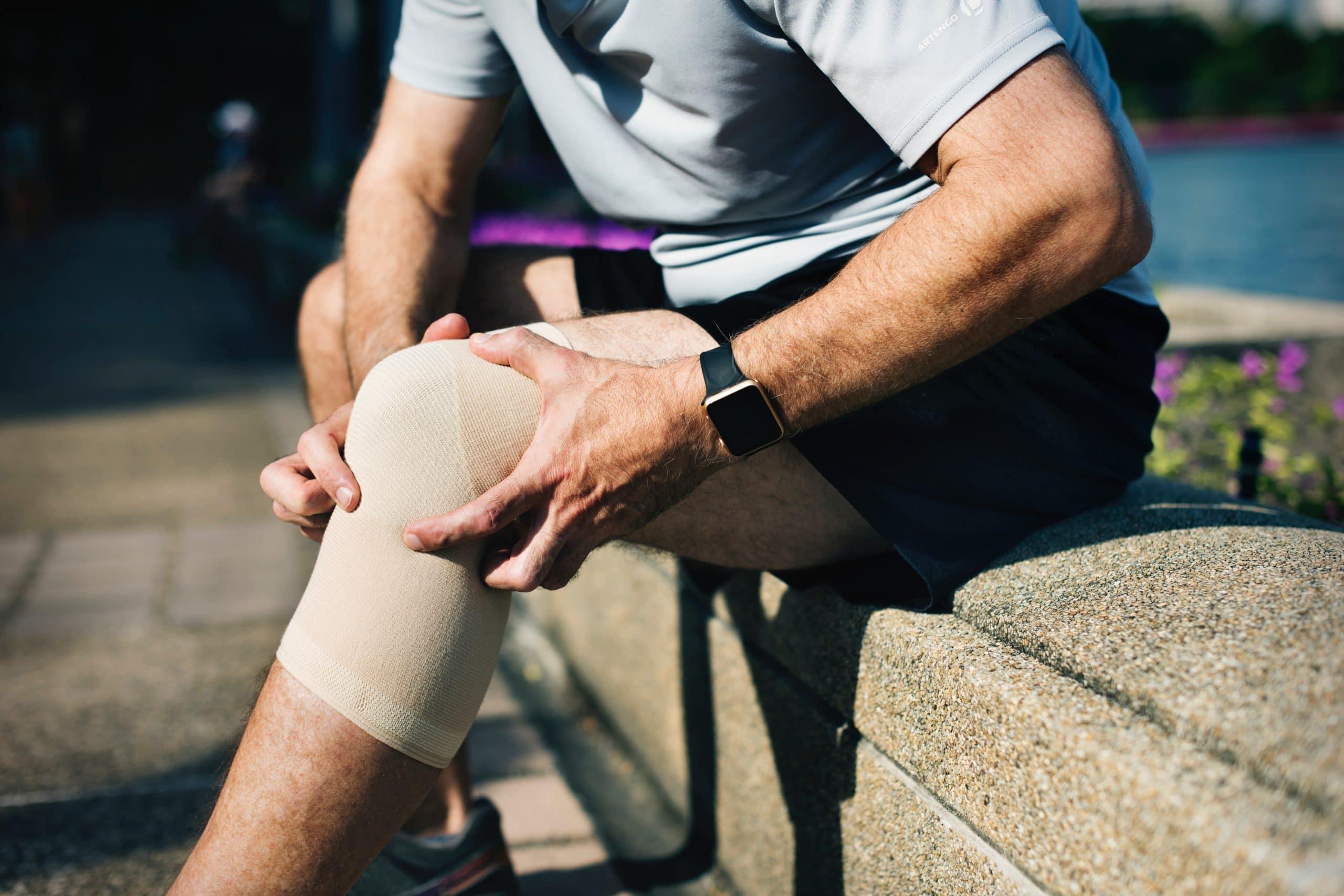 ont i leder vid artros