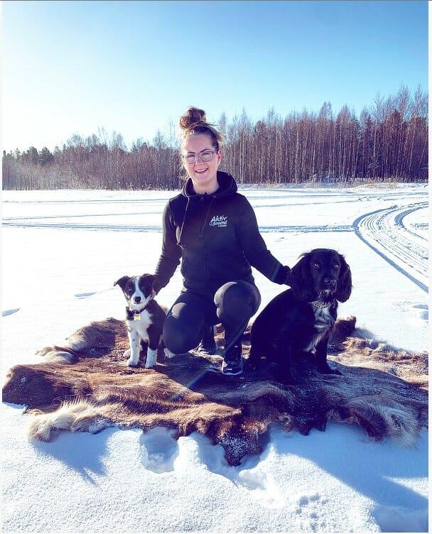 hundar_ute_snö_sandra