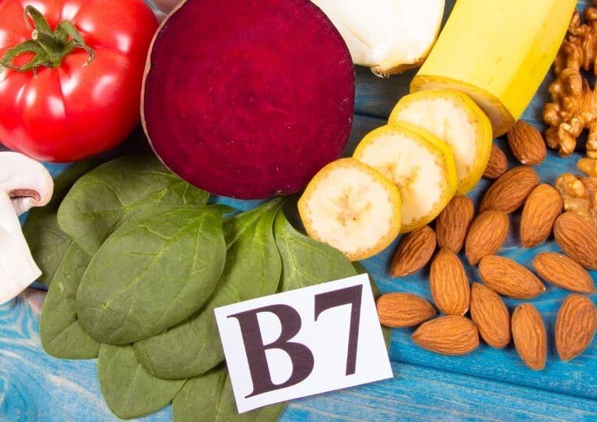 mat-som-innehaller-vitaminb7