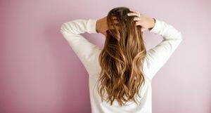 kisel hår