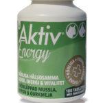 Hälsosamma leder, energi och vitalitet