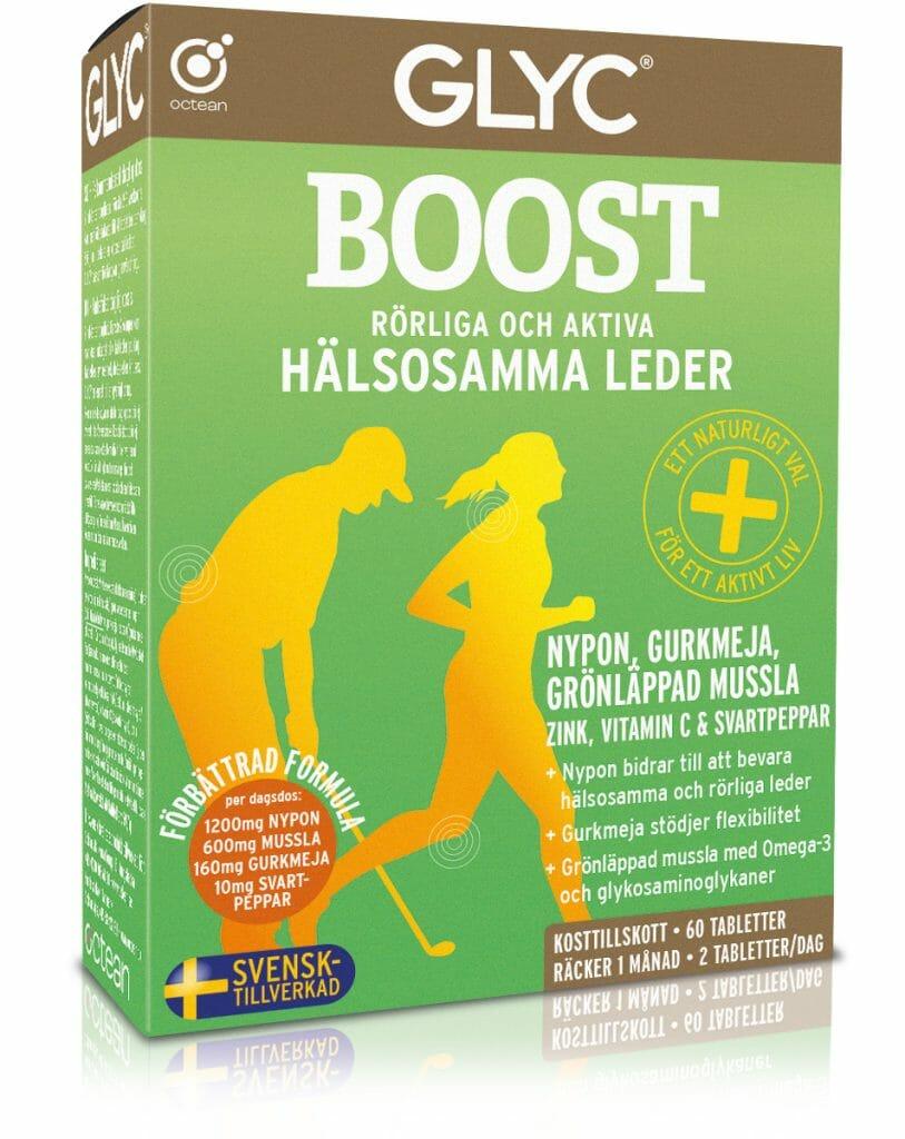 Glyc Boost för leder och muskler