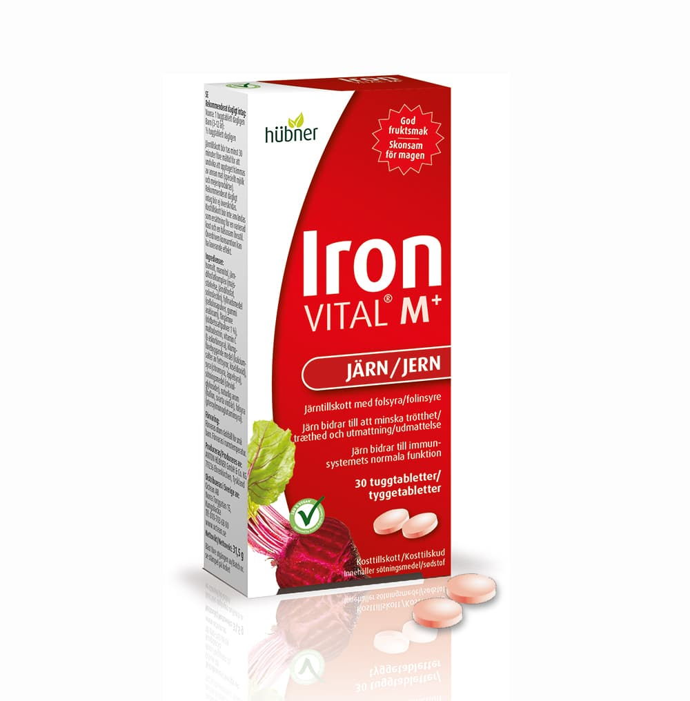Iron Vital M+