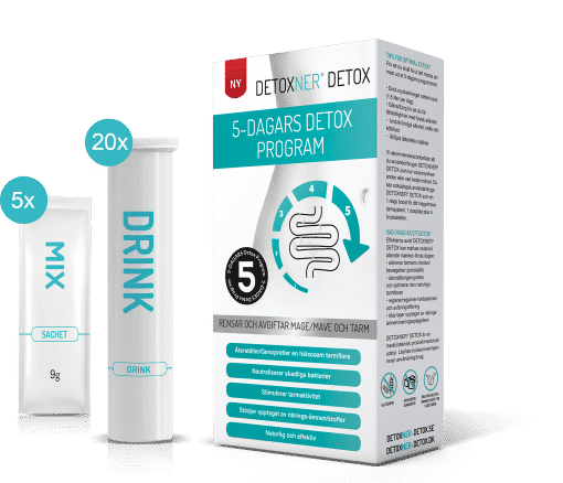 detox och cleanse program