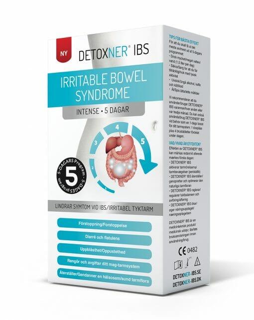detoxner ibs Naturlig hjälp vid IBS