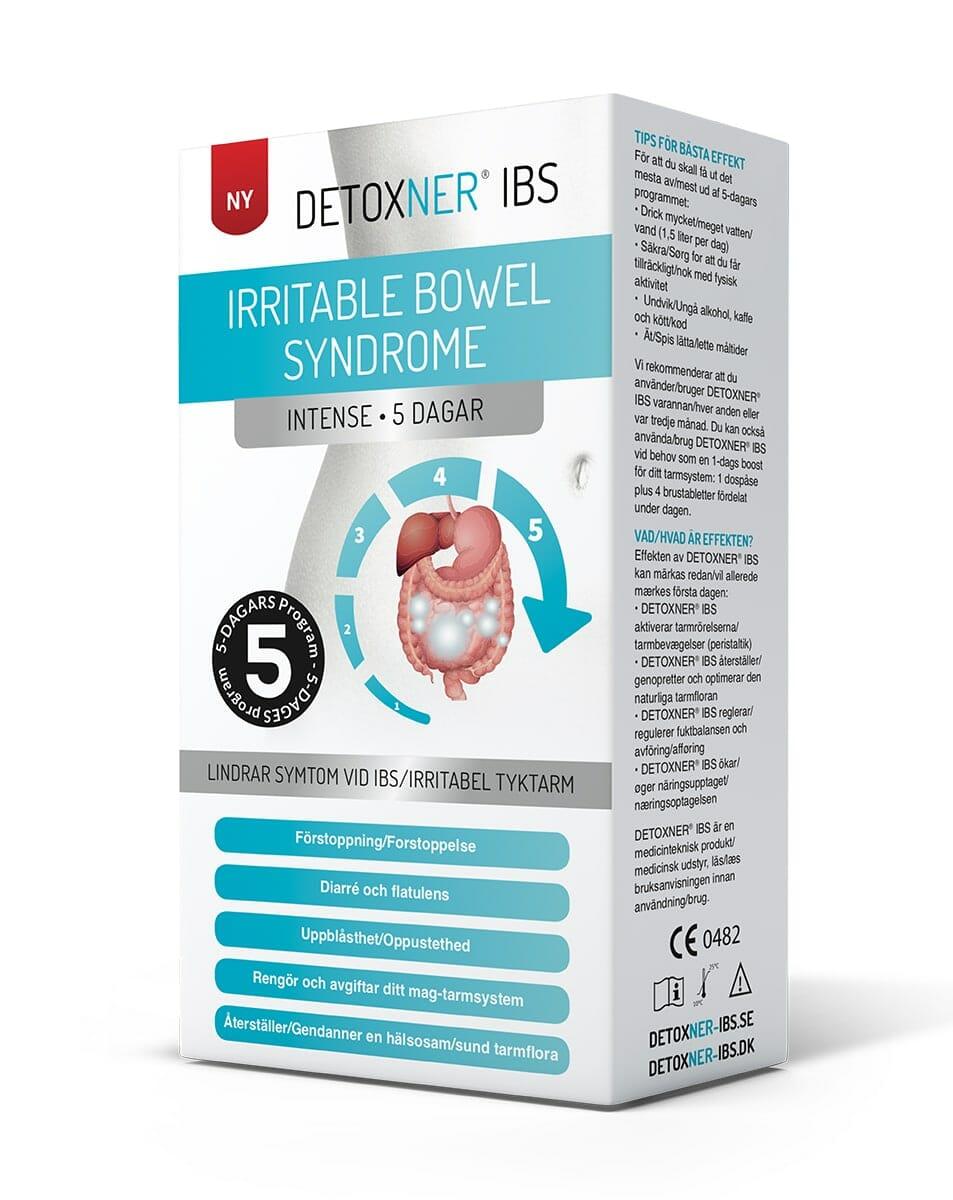 Naturlig hjälp vid IBS