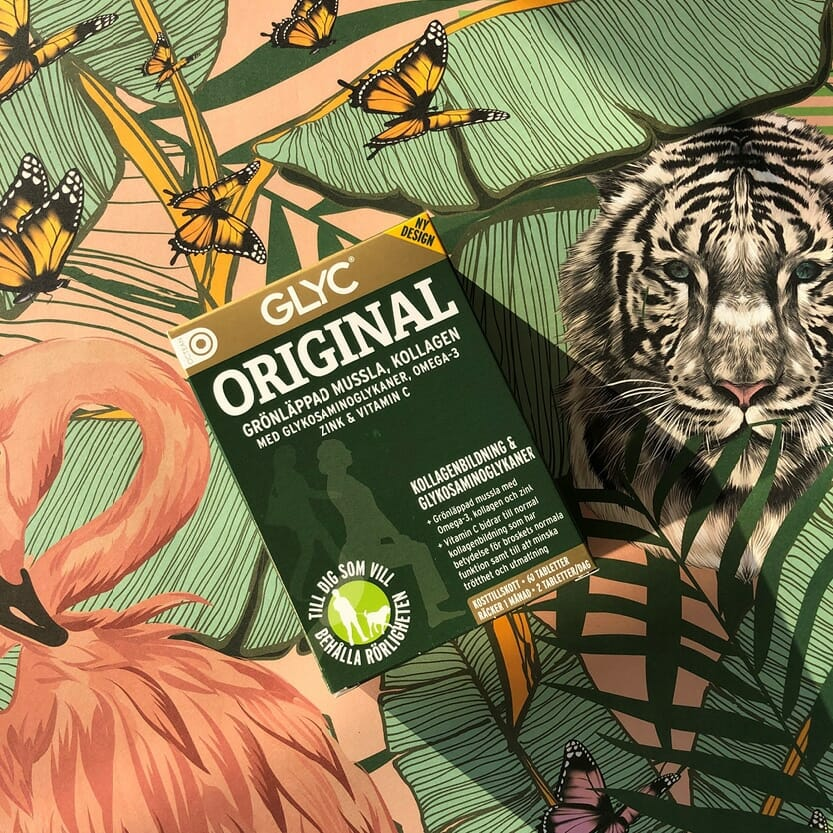 GLYC i djungeln