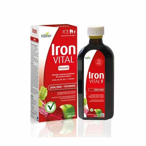 iron vital jerntilskud