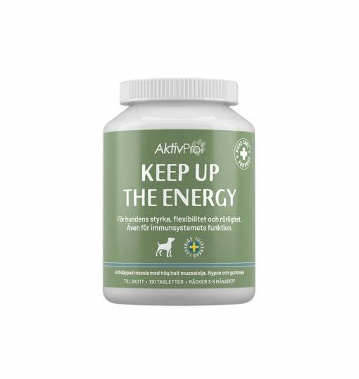 AktivPro Keep up the energy