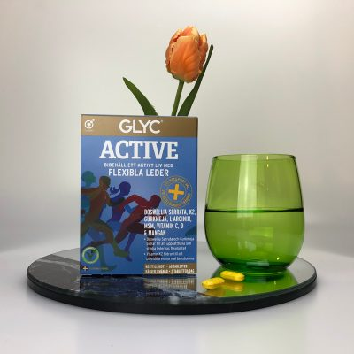 glyc active med tabletter